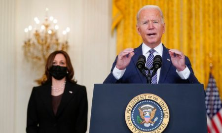 Afghanistan exit poses political challenges for President Biden, analysts say