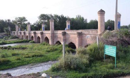 Crumbling Mughal bridge over Bara River needs urged repairs