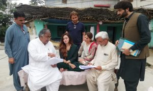"PTV Peshawar completes recording of new drama ""Chiragh"""