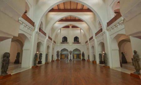 Peshawar Museum - home of Gandhara Civilization - restored