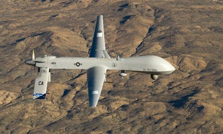US drone strike hunts down Kabul airport attack 'planners'