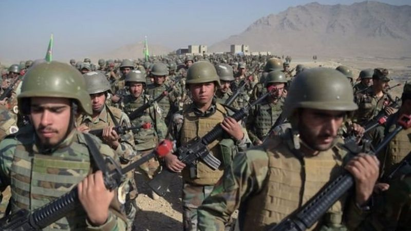 'Pakistan offers to reorganise, train Afghan army': Report