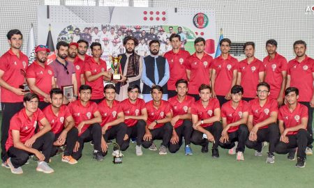 Afghan Taliban announces cash award for U-19 cricket team
