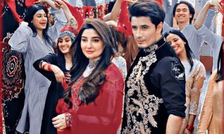Celebrating Pashtun culture, Ali Zafar Gul Panra release Pashto song
