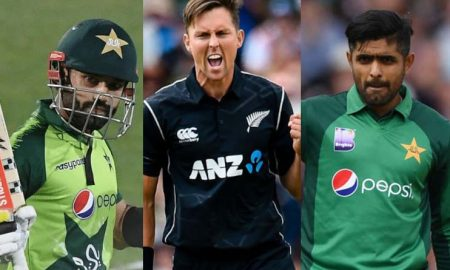 Babar, Riazan will be toughest to bowl to in T20 WC, Boult says