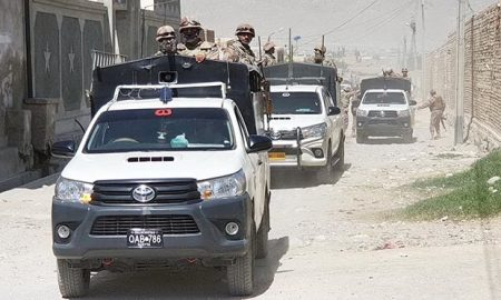 Security forces killed top ISIS leader in Balochistan