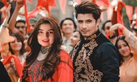 Ali Zafar, Gul Parna to release song on Pashtun Culture Day