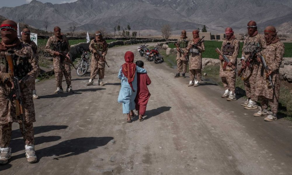 Human rights watch accuses Taliban of right violations