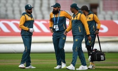Misbah, Waqar resign month before T20 World Cup