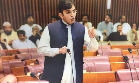 'Why DG ISI visited Kabul': Dawar submits questions in parliament