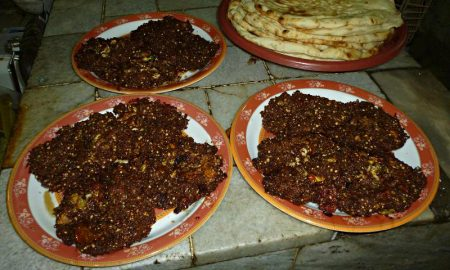 Chapli Kabab - In Peshawar, there is nothing more tasty than it