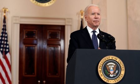 Biden vows new era of 'relentless diplomacy' to resolve global challenges