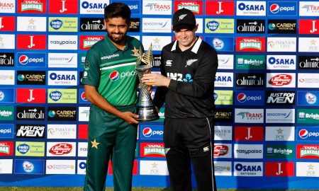 Cricket: Pak vs NZ series cancelled due to 'security threat'
