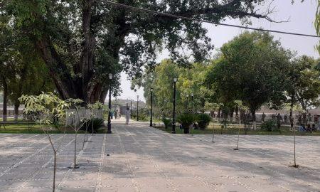 Wazir Bagh: Peshawar's crumbling glory