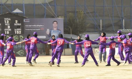 Afghan women won't be allowed to play cricket, Taliban say