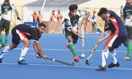 In a first, KP to hold hockey league