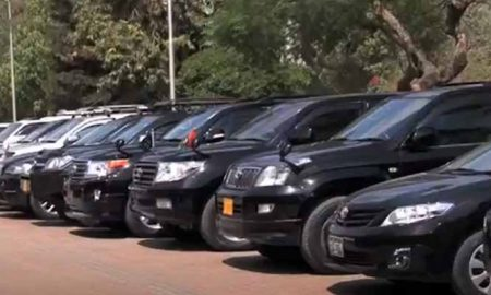 KP to purchase 111 vehicles worth Rs600m for govt officers