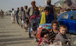 UNHCR: Afghanistan's crisis getting worse without humanitarian aid