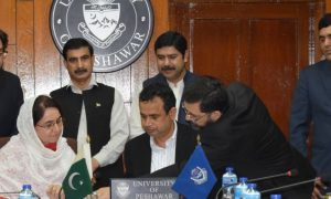 UoP, GIZ ink agreement to reforms to reform UIP tax system