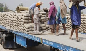 Pakistan exports to Afghanistan declined significantly under Taliban rule