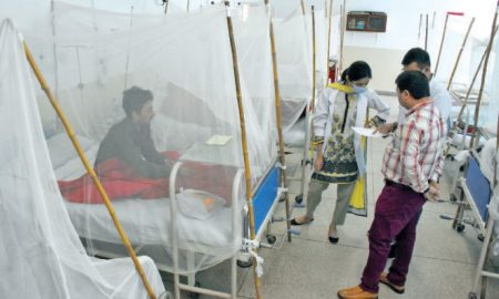 No letup in sight as hospitals in KP continue to receive dengue patients