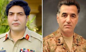 Lt Gen Nadeem Anjum replaces Lt Gen Faiz Hameed as ISI chief