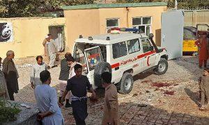 Afghanistan: Dozens killed in mosque explosion in Kunduz