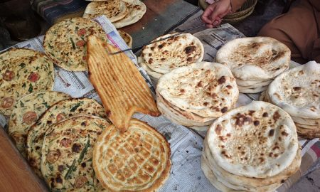 Peshawar's nanbais demand increase in roti price