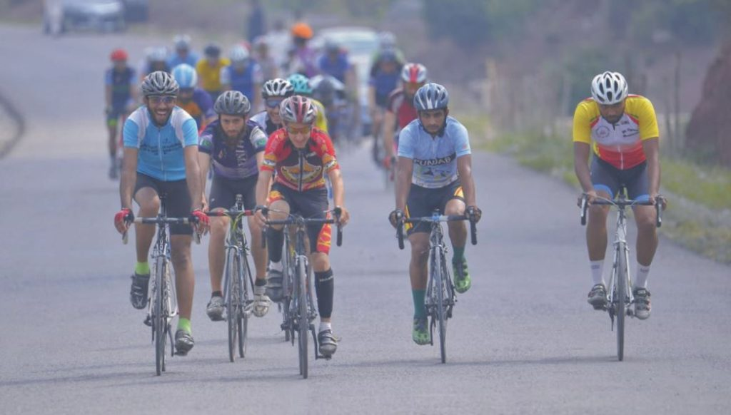Promoting Tourism: KPCTA organises bicycle race in Orakzai