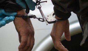 2 Terrorist Arrest