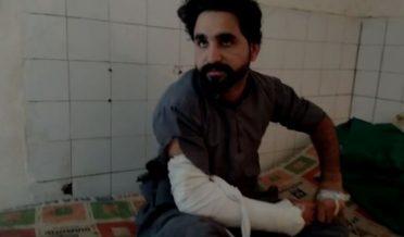 بونیر میں رکشہ میں سوار باپ بیٹی کو قتل