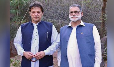 Abdul Qayyum Niazi nominated for Prime Minister of Azad Kashmir