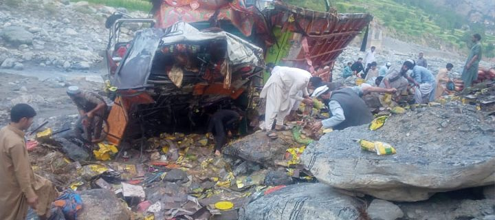 chitral Accident