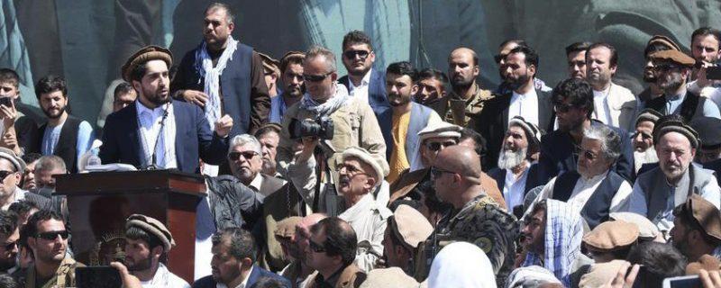 طالبان کے خلاف لڑنے کا اعلان