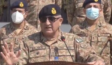 Army Chief abbotabad