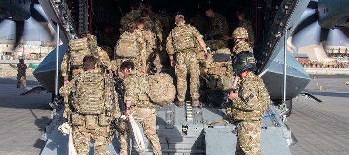 British diplomats leave Afghanistan