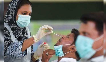 Another 3153 people tested positive for coronavirus