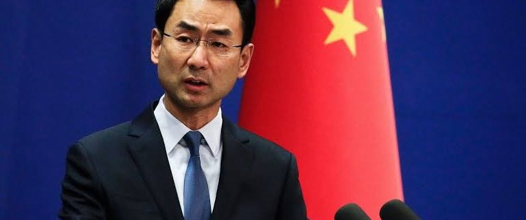 Chinese FM Spokesperson