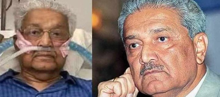 Dr Abdul Qadeer Khan's health improvin,