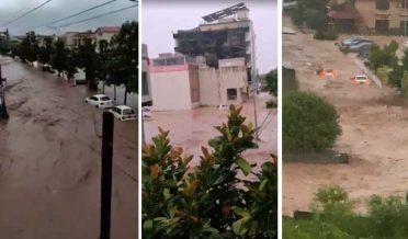 E 11 Islamabad rain