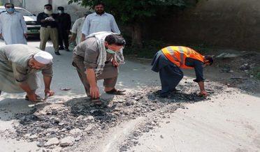 Encroachments-Peshawar