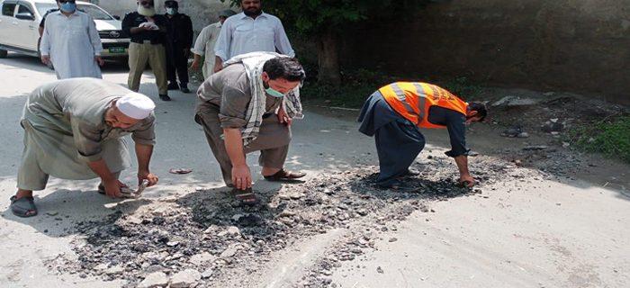 Encroachments Peshawar