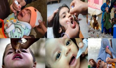 Five-day anti-polio vaccination drive launched in K-P