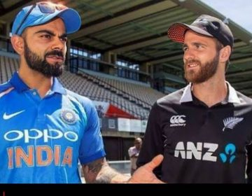 The New Zealand team will tour India