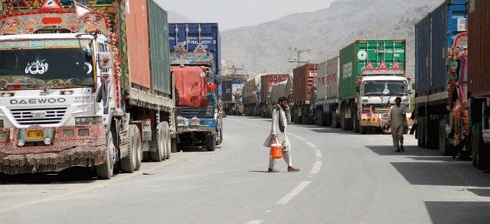 Pak-Afghan trade rises after Taliban comes to power
