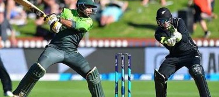 Pakistan v New Zealand, the national team will hold its first practice session today