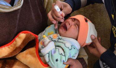 Polio-Vaccine in mardan