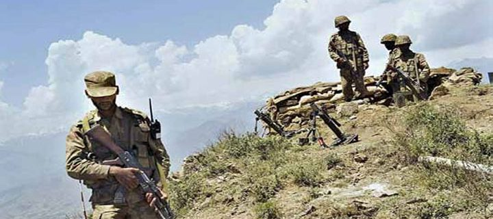 Soldier martyred in terrorist firing from Afghanistan