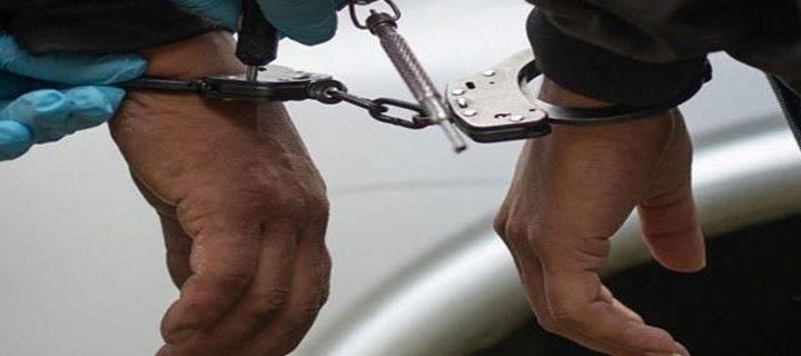 Three armed men arrested in gullbahar