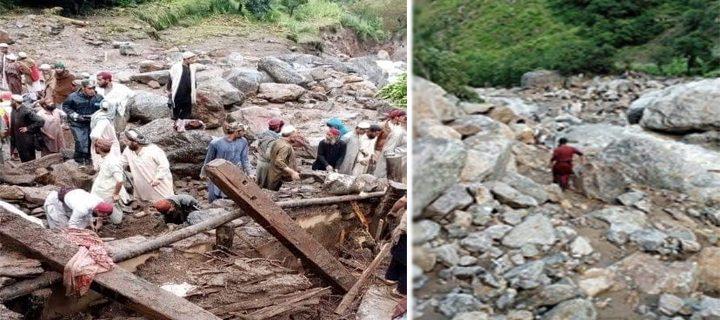 14 people were killed in a landslide in Torgarh